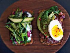 Eat // for deliciousness on a plate, try Bar Tartine http://www.bartartine.com/index.html
