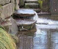 Wasser im Ahnepark