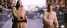 """These Are Not The 130 """"Star Wars"""" GIFs You Are Looking For <---- Defending a fandom...or plot hole. =D"""