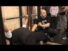 "CrossFit - ""Proper Bench Technique"" with Shane Sweatt and Laura Phelps-Sweatt"