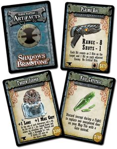 Shadows of Brimstone: City of the Ancients | Image | BoardGameGeek