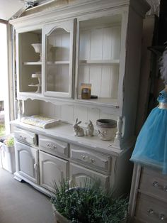 beautiful piece painted by Frosted Furniture - http://frostedfurniture.typepad.com/