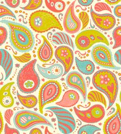 Power Paisley fabric by heatherdutton on Spoonflower - custom fabric. I love Paisley! Paisley Wallpaper, Paisley Art, Paisley Fabric, Paisley Design, Paisley Pattern, Fabric Wallpaper, Paisley Stencil, Paisley Color, Textures Patterns