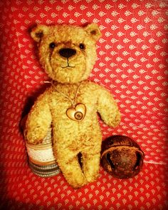 Seb, handmade by Pepper Bears