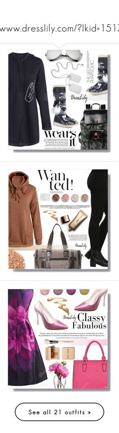 """http://www.dresslily.com/?lkid=1517862"" by fashion-pol on Polyvore featuring Illamasqua, Terre Mère, Nude by Nature, Bobbi Brown Cosmetics, LSA International, J Brand, Inglot, Balmain, MANGO and vintage"