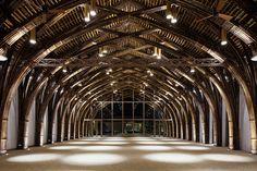 Naman Retreat Conference Hall,© Hiroyuki Oki