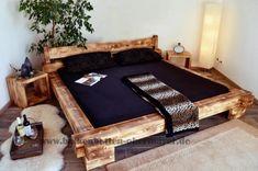 Lieber KundeWollten Sie schon immer ein außergewöhnliches Bett,dann sind Sie hier genau...,Neue Balkenbetten (Massiv,Vollholz) in Bayern - Riedering
