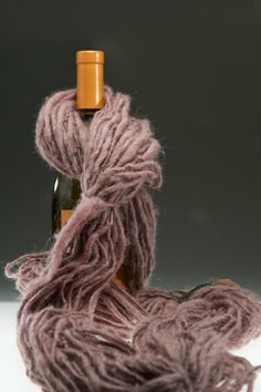 Singularities 34 cochineal wool yarn eco by girlwithasword on Etsy, $36.00