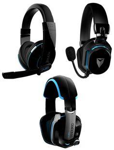 ZAGG iFrogz Caliber Series gaming headsets