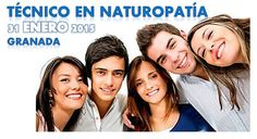 GRANADA: 2ª Convocatoria del Ciclo Formativo TECNICO EN NATUROPATIA | Escuela Internacional Naturopatia M.R.A.