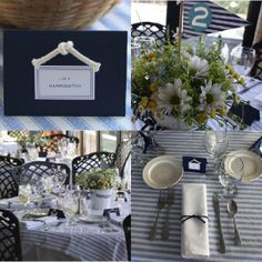 nautical rehearsal dinner - Google Search