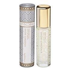 MOR Little Luxuries Perfume Oil Snow Gardenia