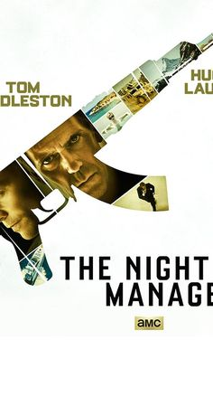 The Night Manager (TV Mini-Series With Tom Hollander, Tom Hiddleston, Hugh Laurie, Olivia Colman. A night manager of an Egyptian hotel is recruited by intelligence agents to infiltrate an international arms dealer's network. Tv Series 2016, Best Series, Hugh Laurie, Tom Hiddleston, New Movies, Movies And Tv Shows, Netflix Movies, Watch Movies, Night Manager