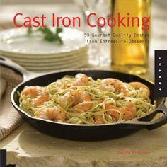Lodge CBCCR Cast Iron Cooking Cookbook