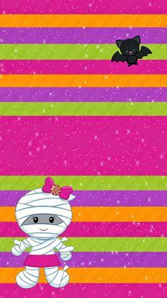 ♡NikkiBsDesignz♡: Cute Mum my Walls Halloween Wallpaper Cute, Holiday Wallpaper, Halloween Backgrounds, Holiday Backgrounds, Halloween Clipart, Halloween Images, Cute Halloween, Kawaii Halloween, Halloween Canvas