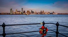 Liverpool waterfront. 2014.