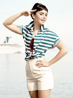 Image result for lily collins tatler