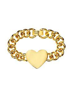 Metal Heart Id Bracelet~ my next adquisition