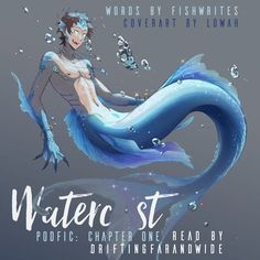 Hello everyone! Today @fishwrites and I are releasing a project that we have been working on for a while: An audio version of Watercast! The cover art was done by @lowaharts, and the voice is me! For now the file is available on google drive, but it... #watercast