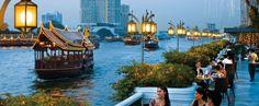 Vacanze in Thailandia, cosa vedere! In Thailandia le cose da visitare non mancano, anche se tutti pensano a #Bangkok ci sono cose che non potete non vedere, dal Triangolo d'Oro ai mercati galleggianti, dal festival delle Lanterne al Buddha di Smeraldo. #vacanze #vuaggio #Thailandia