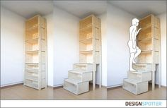 From Danny Kuo: StairCASE