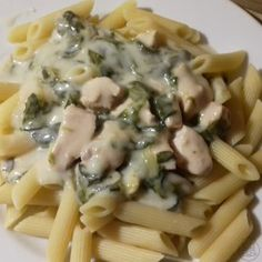 No Salt Recipes, Chicken Recipes, Penne, Risotto, Macaroni And Cheese, Pizza, Lunch, Food And Drink, Meat