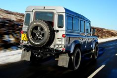 #LandRover #Defender by Twisted
