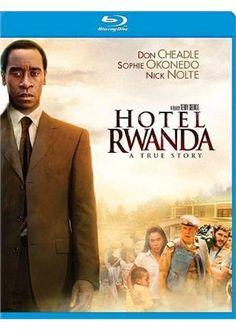 Blu-ray Hotel Rwanda [Blu-ray] [Canadian; French] (Blu-ray 7030020),