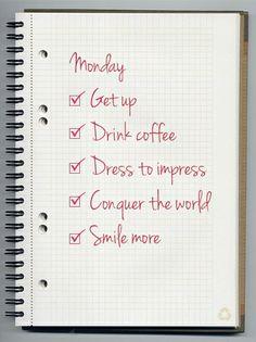 Let's go! #MondayMotivation