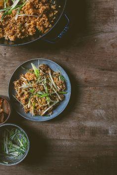 Kimchi Fried Rice Scallion Salad Turshen Small Victories   bettysliu.com
