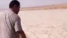 Este vídeo verdadeiramente bizarro está rodando a internet e possivelmente você deve ter visto e se perguntado