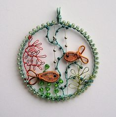 free seed bead earring patterns | ... from seed beads of course is malleable and adaptable beading wire