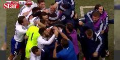 San Marino sosyal medyayı salladı : San Marino 15 yıl sonra Dünya Kupası elemelerinde deplasmanda ilk golünü de atmış oldu. San Marino ekibinin gol sevinci ise sosyal medyayı salladı.  http://ift.tt/2e5kenj #Spor   #Marino #medyayı #salladı #sosyal #atmış
