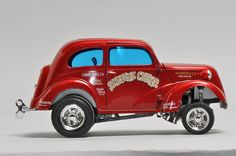 Gassers? (UPDATED 2-24-13 with 3 added models): Photos here of every Gasser model I've ever built.... - Scale Auto Magazine - For building plastic & resin scale model cars, trucks, motorcycles, & dioramas