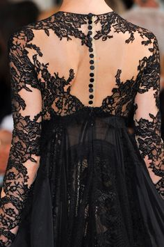Details: Zuhair Murad Haute Couture F/W 2013-14.