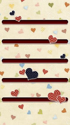 Shelves homescreens pattern colorful hearts girly romantic love polka dot h Hd Iphone 5 Wallpapers, Cute Wallpapers For Computer, Iphone 5s Wallpaper, Cute Wallpapers Quotes, Cute Wallpaper For Phone, Heart Wallpaper, Cute Wallpaper Backgrounds, Love Wallpaper, Pattern Wallpaper