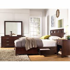 Paxton 5-Piece Queen Storage Bedroom Set