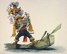 Marc Davis is definitely one of my heroes, and the king of sight gags #disney #imagineering