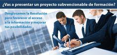 Desglosamos la Resolución para favorecer el acceso a la información y mejorar tus posibilidades