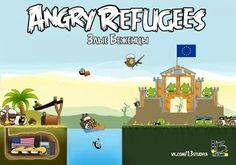 Злые беженцы.