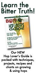 BYO Hop Lover's Guide 120x210