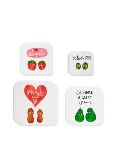 Paperchase Nuts About You Snack Boxes