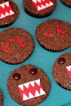 Domo cupcakes...is this coconut?