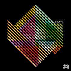 geometric; lines; angles, colour
