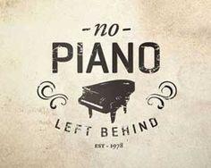 no piano left behind