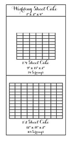 sheet cake servings 1000 images about cake business stuff on cake 7324