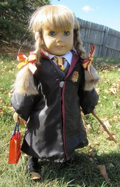 Show & Tell: Costume Party Theme - A Very Potter Halloween for Emily!