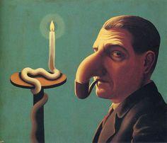 René Magritte - Pesquisa do Google