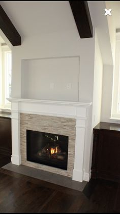 Custom mantle by southernmantels on Etsy
