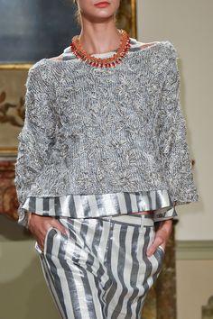 """forlikeminded: """" Les Copains - Milan Fashion Week - Spring 2015 """""""